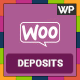 WooCredit - WooCoomerce Deposit System