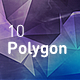 Polygon Abstract Backgrounds vol.2 - GraphicRiver Item for Sale
