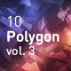 Polygon Abstract Backgrounds vol.3 - GraphicRiver Item for Sale