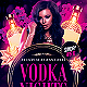 Classy Drinks Party Flyer Template