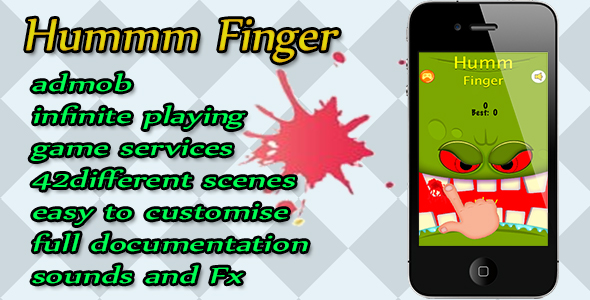 Hummm Finger - CodeCanyon Item for Sale