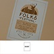 Folks Festival Flyer - GraphicRiver Item for Sale