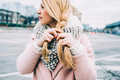 Beautiful caucasian blonde woman - PhotoDune Item for Sale