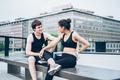 Couple training - PhotoDune Item for Sale