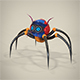 Spider Robot - 3DOcean Item for Sale