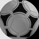 Soccer Ball Silhouette Transitions - VideoHive Item for Sale