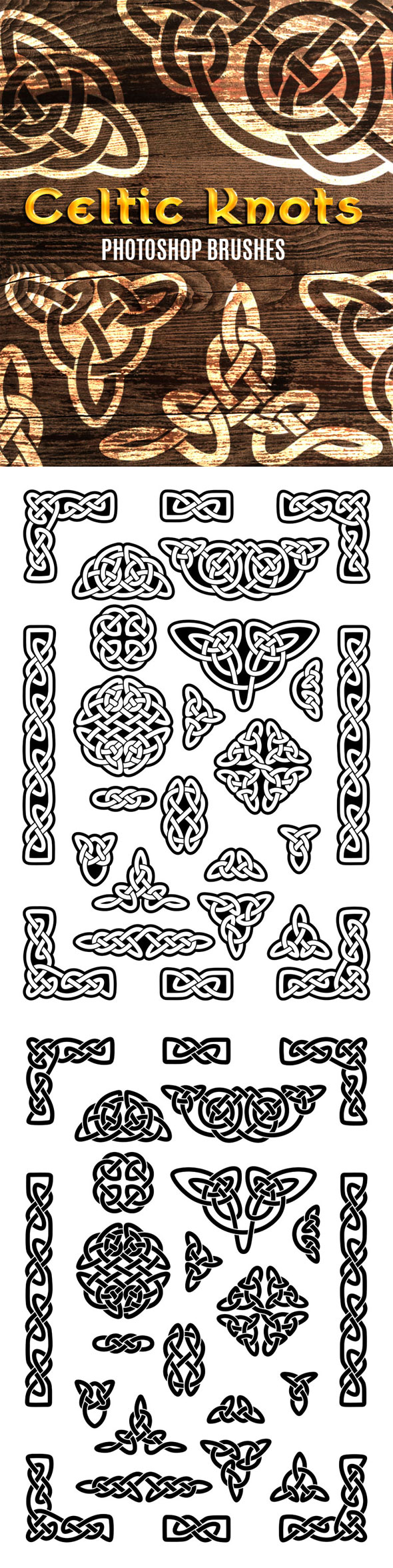 Celtic Brushes - Miscellaneous Brushes