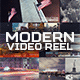 Modern Video Glitch Reel - VideoHive Item for Sale