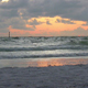 Florida Beach at Dusk - VideoHive Item for Sale