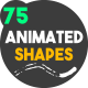 Shape 75 Animated Elements - VideoHive Item for Sale