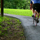 Street Biker Riding on Nature Trail - VideoHive Item for Sale