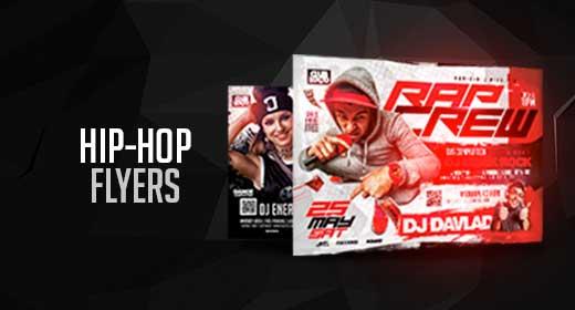 Hip-Hop Flyers