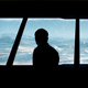 Man Looks Out From Arctic Base - VideoHive Item for Sale