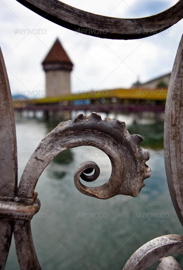 Lucerne/Luzern, Switzerland - Stock Photo - Images