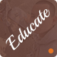Educate - Education PSD Templates Nulled