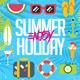 Enjoy Summer Holiday Flyer - GraphicRiver Item for Sale