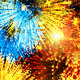 Festive Fireworks Abstract Background   - VideoHive Item for Sale