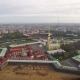 Aerial View Of Peter And Paul Fortress In Saint-Petersburg - VideoHive Item for Sale