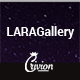 LaraGallery - Image Gallery Script - CodeCanyon Item for Sale