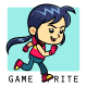 Action Girl Game Sprites - GraphicRiver Item for Sale