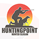 Hunting Point - GraphicRiver Item for Sale