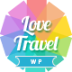 Love Travel - Creative Travel Agency WordPress Nulled