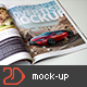 Magazine Advert Mockups - GraphicRiver Item for Sale