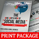 Sociallita Print Templates Package Vol.01 - GraphicRiver Item for Sale
