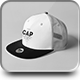 Cap Mock-up 2 - GraphicRiver Item for Sale