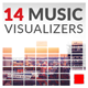 14 Music Visualizers - VideoHive Item for Sale