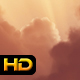 Moving Clouds at Sunset - VideoHive Item for Sale