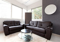 Leather sofa - PhotoDune Item for Sale