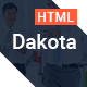 Dakota - Multi-Purpose Business HTML5 Template - ThemeForest Item for Sale