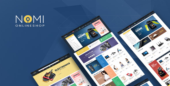Lexus Nomi - Advanced Multipurpose Opencart Theme - Shopping OpenCart