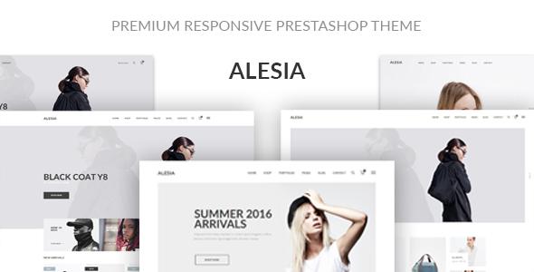 Image of JMS Alesia - Premium Responsive Prestashop Theme