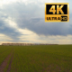 Fast Clouds On The Field - VideoHive Item for Sale
