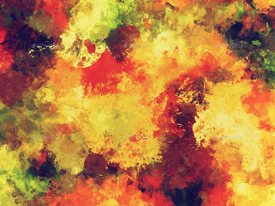 Messy Paint Backgrounds by VNG3 | GraphicRiver