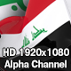 Flag Transition - Iraq - VideoHive Item for Sale