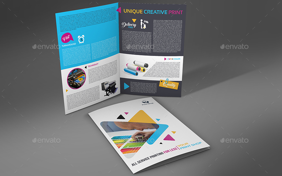 There Are Many Types Of Brochureu0027s Bi Fold Brochure Is One Of Them. In This  Collection, We Share A Broad Variety Of Bi Fold Brochure Templates Which Are