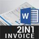 Invoice Bundle - 2in1