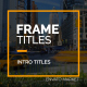 Frame Titles - VideoHive Item for Sale