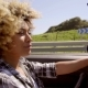 Attractive Young African American Woman Driving - VideoHive Item for Sale