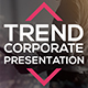 Trend Corporate Presentation - VideoHive Item for Sale