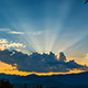 Sunset in the Mountains - VideoHive Item for Sale