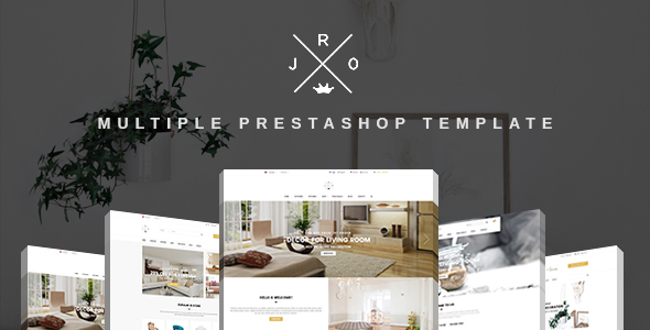 Leo Rojo Crown Responsive Prestashop Theme