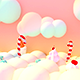 Toon Sweet Candy World - VideoHive Item for Sale