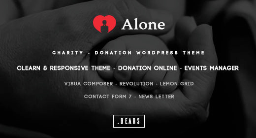Best Nonprofit Charity Wordpress theme 2016