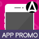 Modern & Clean App Promo Template - VideoHive Item for Sale