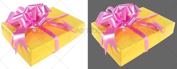 Gift - Home & Office Isolated Objects