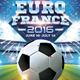 Football Euro Cup Flyer - GraphicRiver Item for Sale